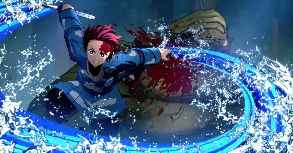 """มาแล้ว!! ตัวอย่างเกม """"ดาบพิฆาตอสูร"""" (Demon Slayer: Kimetsu no ..."""