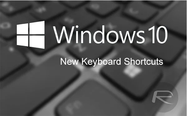 Ultimate List of Keyboard Shortcuts for Windows 10