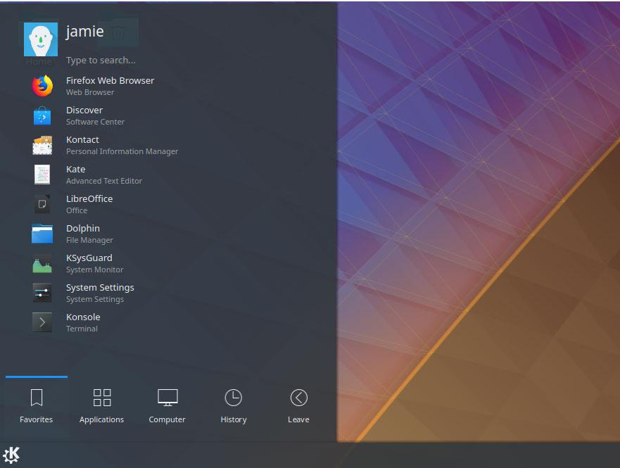 install kubuntu on Ubuntu server 18.04