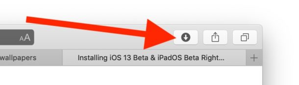 How to access Safari downloads on Mac to resume stopped downloads