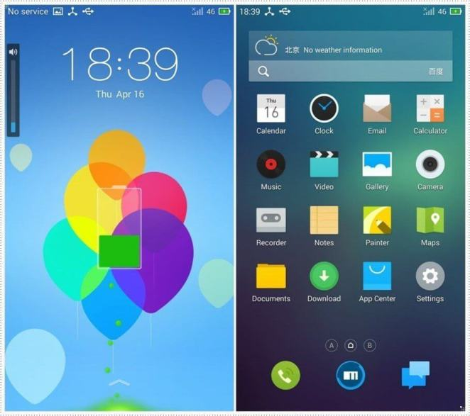 flyme os coolpad note 3