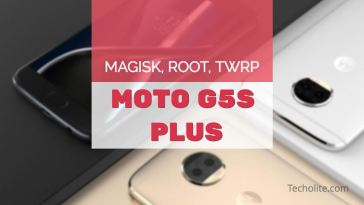 install twrp in moto g5s plus