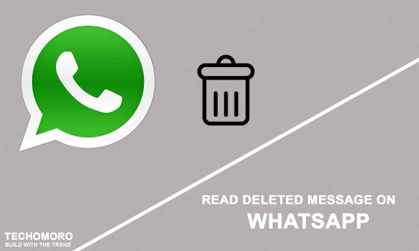 How to Read a Deleted Message on Whatsapp