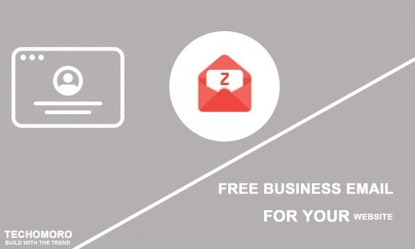 Setup a Free Business Email for Your Website