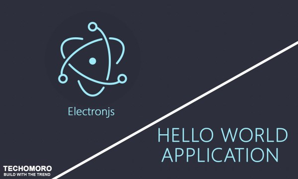Building a Simple Hello World App in Electron