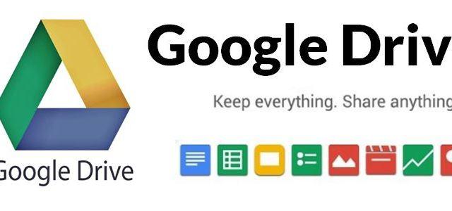 Share Files on Google Drive