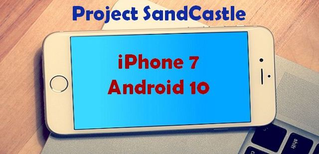 iPhone support Android 10