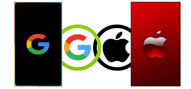 Technology from Google and Apple