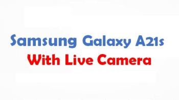 Samsung Galaxy A21s Will be Launched Soon in India with Live Camera Feature