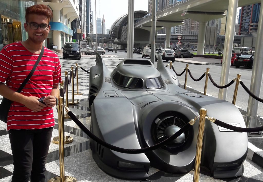 The Batmobile is the anecdotal vehicle driven by the superhuman Batman. Housed in the Batcave which it gets to through a shrouded passageway, the Batmobile is an intensely heavily clad,
