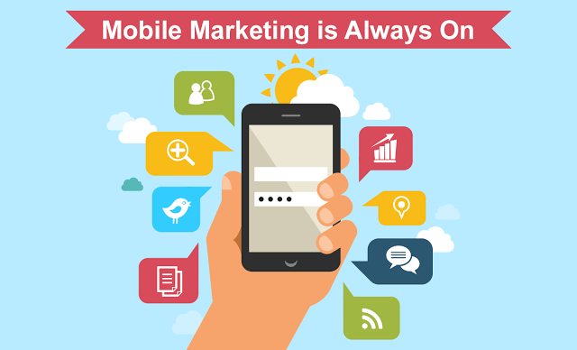 Top 5 Trends You Need To Know About Mobile Marketing