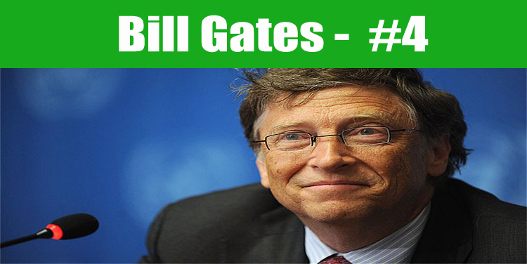 image: Bill Gates top programmer in the world