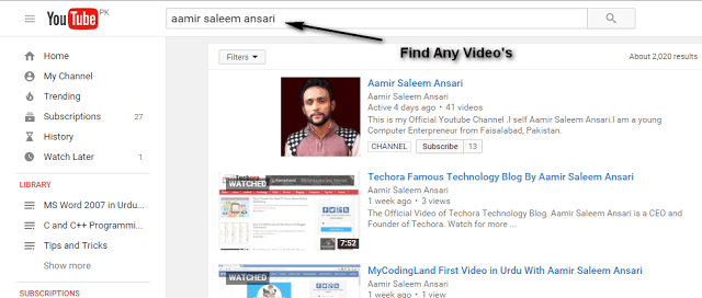 How To Embed Youtube Videos in Blogger Blog