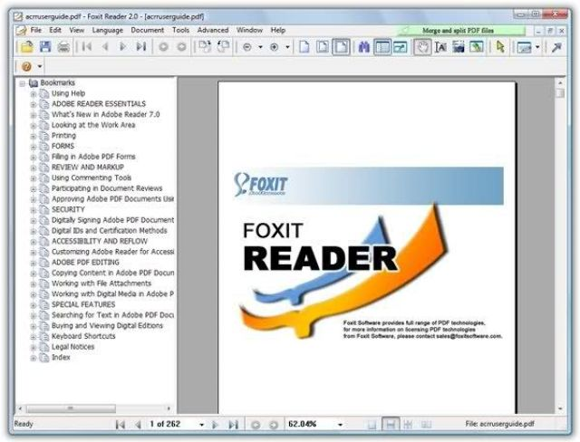 Foxit Reader Review - Most Effective and Simple Pdf Software