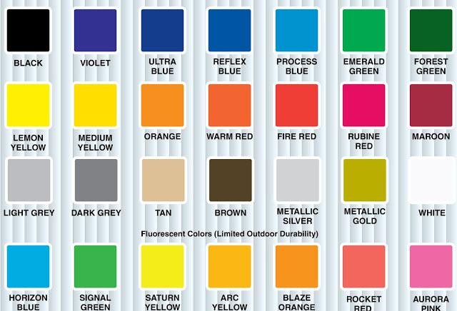 best css web colors codes scheme chart techora