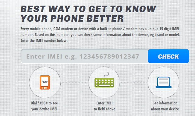 How To Track Right Owner of a Lost iPhone Using IMEI imei.info