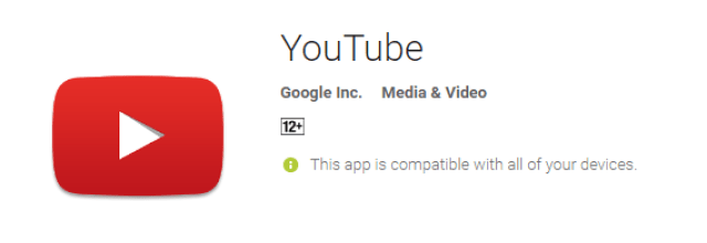 youtube the cool android app for android user