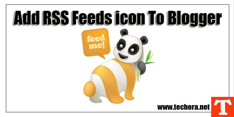 How To Add Awesome RSS Feeds Icon To Blog Sidebar