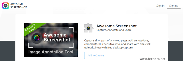 image of awesome screenshot best google chrome extensions