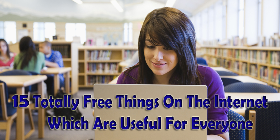 Free Things On The Internet Which Are Useful For Everyone Techora - Free things internet take advantage