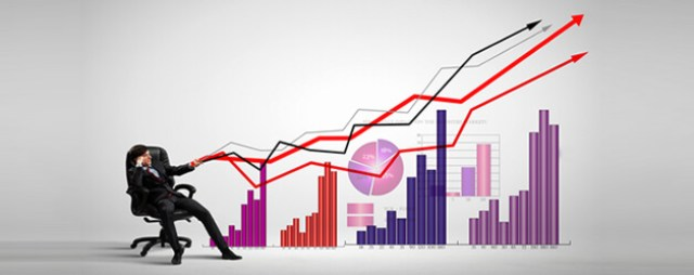 image of business growth in best web hosting services