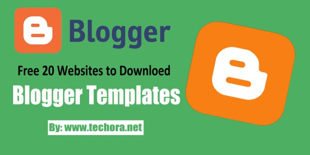 image of websites to download free blogger templates