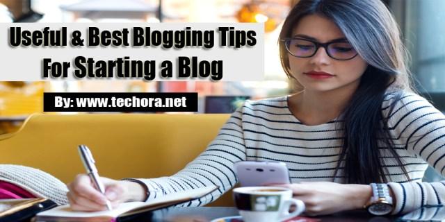 image : best blogging tips for starting a blog