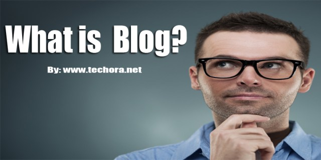 image about how to starting a blog and know what is blog or weblog?