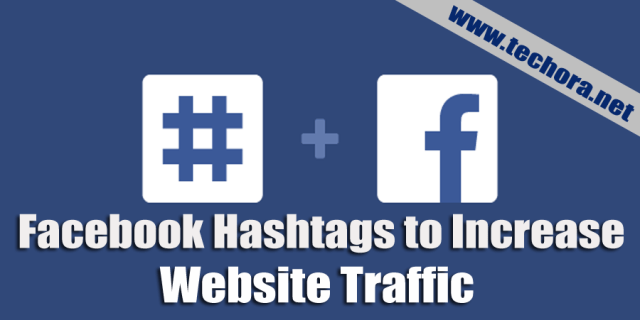 image: Use Facebook Hashtags to Increase Your Website Traffic
