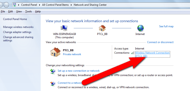 image: How to Find WiFi Password in Windows PC/Laptop