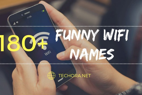 180+ Funny Wi-Fi Router Names [Best WiFi Names Inside] in 2017