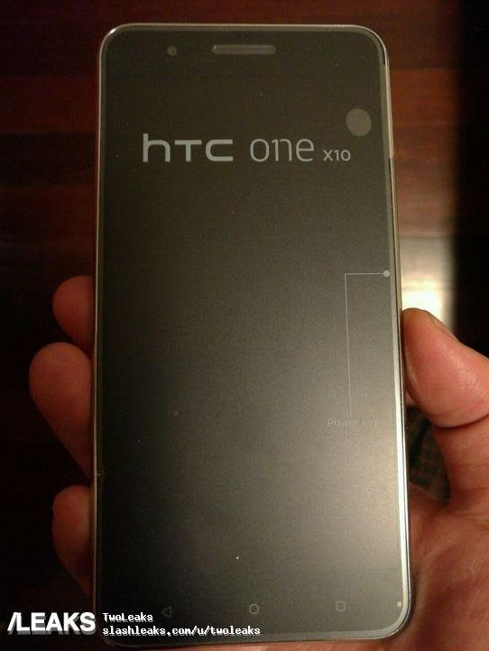 HTC One X10 Leaked Images specs