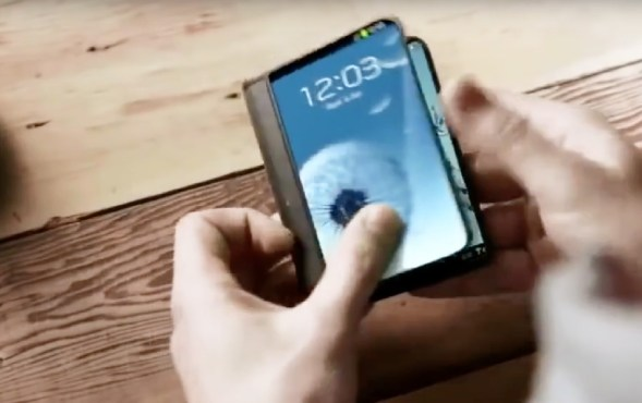 Samsung Rumored to Launch a Prototype Foldable Smartphone at MWC 2017 1
