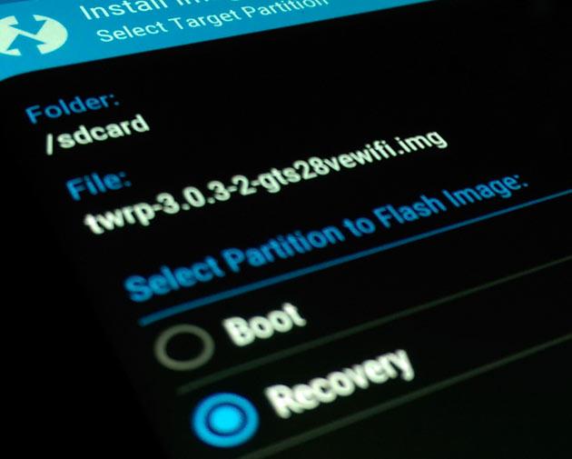 Install TWRP 3.0.3 on Samsung Galaxy Tab S2 [SM-T713/ T719/ T810/ T813/ T815]