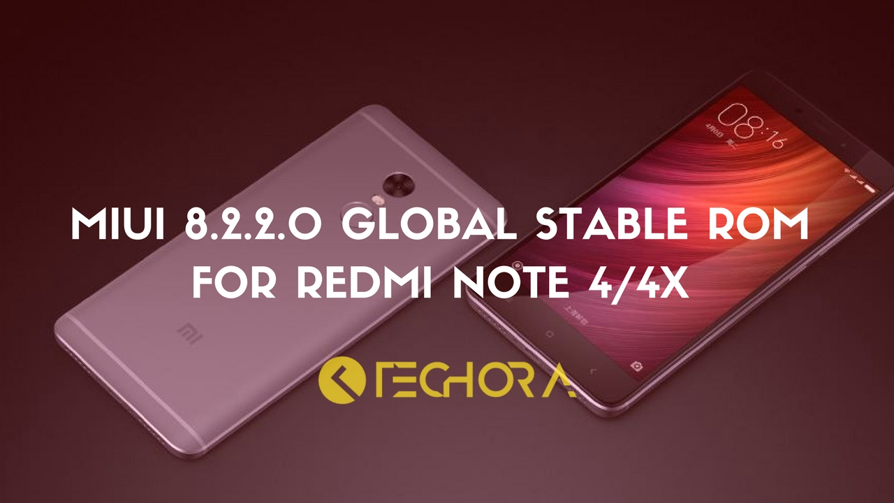 Download & Install MIUI 8 2 2 0 Global Stable ROM for Redmi