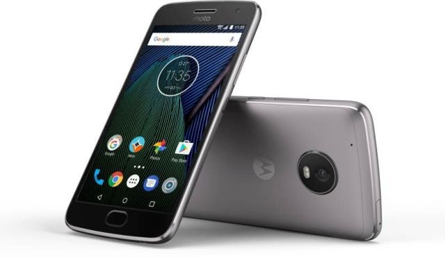 Nougat Update on Moto G5 Plus