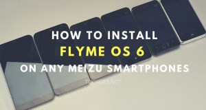 How to Download & Install Flyme OS 6 on Any Meizu Smartphones