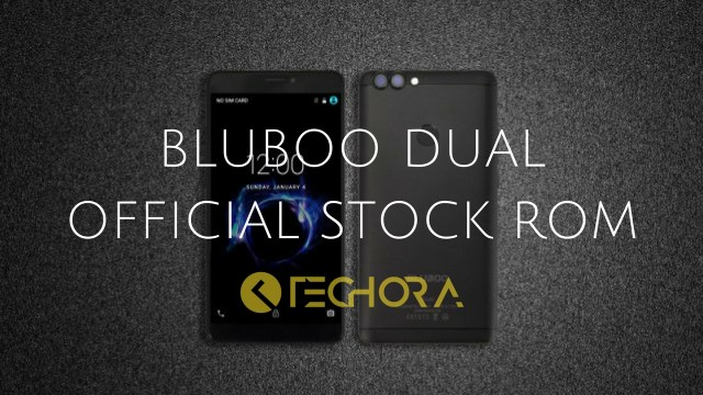 Download Bluboo Dual Stock ROM [Official]
