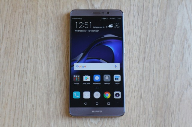 Download Huawei Mate 9 B170 Nougat Update [Japan]