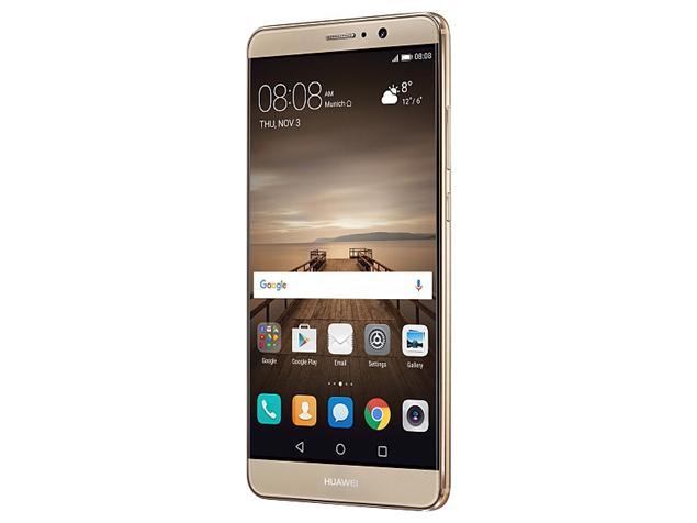 Install Huawei Mate 9 B176 Nougat Update [Europe]