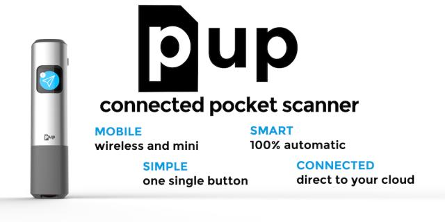 Pup Scanner