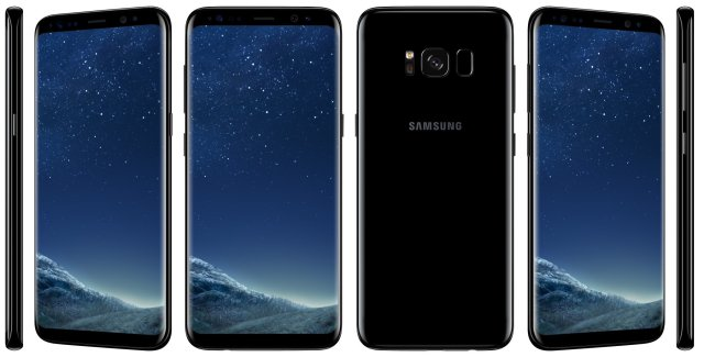 Download Samsung Galaxy S8 Stock Wallpapers (Official)