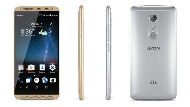 ZTE Axon 7 Android 7.1 Nougat Update