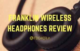 Franklin Wireless Headphones Review