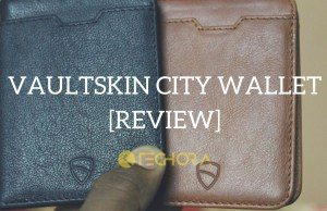 VaultSkin City Wallet Review