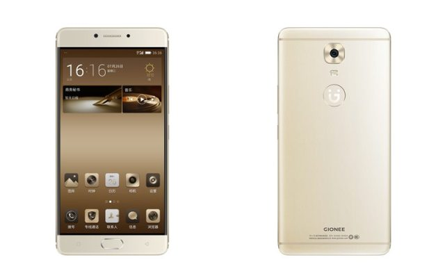 How to Install Stock Rom on Gionee M6