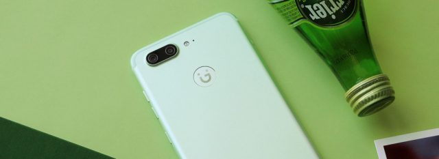 Gionee S10 launched in China with four cameras