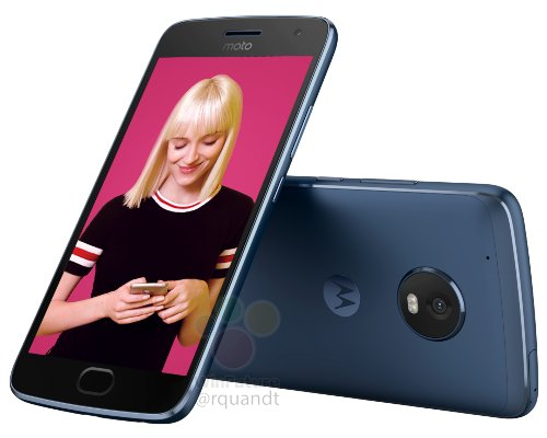 Moto G5S Plus live image leaked, has dual-rear camera