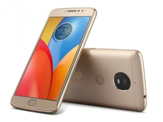 Moto E4 Plus press renders along with full specs leaked online