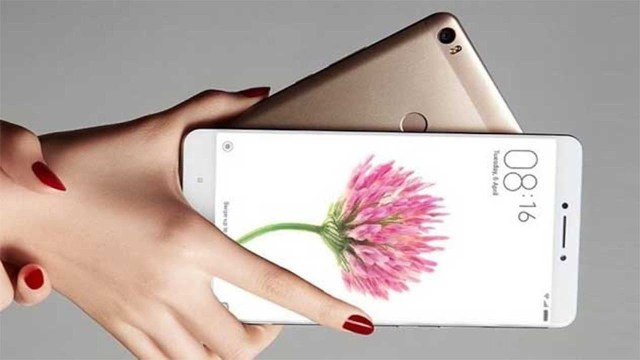 Mi Max 2 specifications leaked, launch on 23rd May